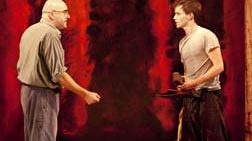 """""""Red"""" a stunning look into painter Rothko's art and psyche"""