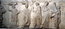 East Frieze of the Parthenon.