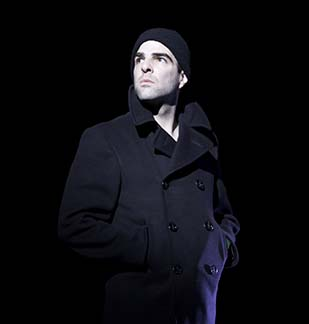 Zachary Quinto as Tom, photo Michael J. Lutch.