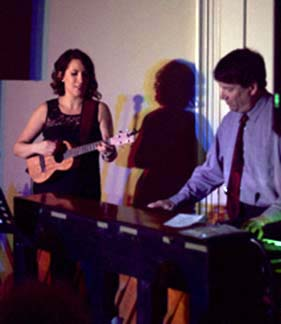 Pico and Chown bring rich vocals and jazz piano to Key West