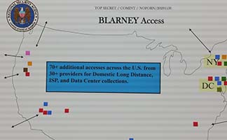 Access across the U.S. for phone and data collection.