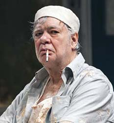 Matthew Kelly as Nellie, photo Oliver King.