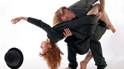 Edinburgh Fringe: dance is classical, jazzy, sometimes almost like sculpture
