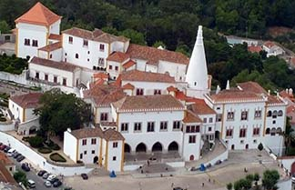 National Palace of Sintra.