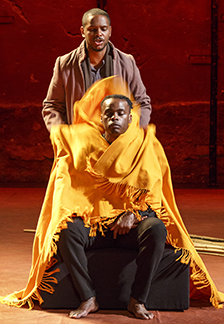 Jared McNeill and Ery Nzaramba, photo Richard Termine.