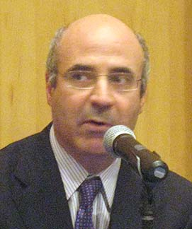 William Browder, at Columbia University Nov 2013, photo by Lucy Komisar.