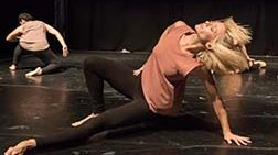 Dance Forms showcases performers from classical to avant garde