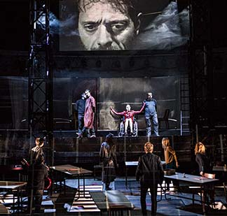 """Albert Camus' """"State of Siege"""" a stunning surreal allegory about totalitarianism"""