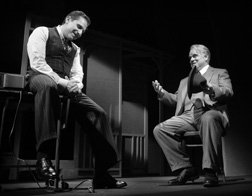 an analysis of a production of death of a salesman a play by arthur miller in 1999 Death of a salesman: theater review  arthur miller's masterful 1949 play is a work of such heightened theatricality,  (1984) and brian dennehy (1999) in the central role of willy loman.