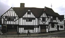 Finding the Oldest Inn in the Oldest Town in England