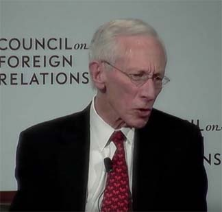 """Fischer says, """"The numbers are all there,"""" but they apparently will stay """"there."""""""