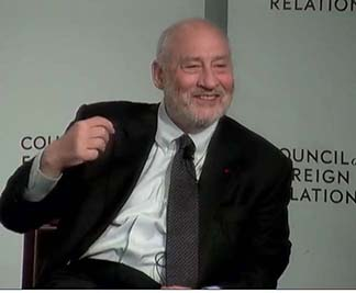 Ban offshore banks with account secrecy from US correspondent accounts: Nobel laureate Joseph Stiglitz