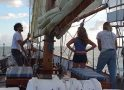 Watch Key West sunset from historic schooner or catamaran