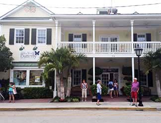 Favorite Key West Museums: Butterfly Conservancy and Customs House Art & History